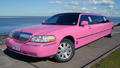 Pink Limo Hire Fife