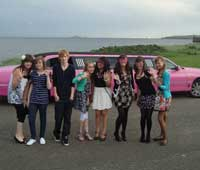 13th Birthday Limo