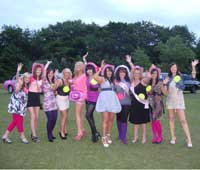 Hen Night In Fife
