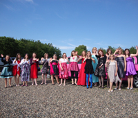 Kinross School Prom