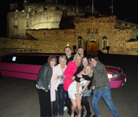 Night Out In Edinburgh